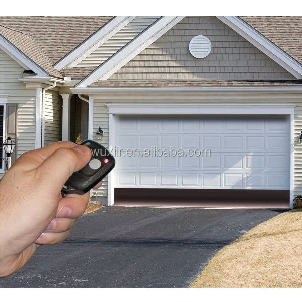 2016 Low Price Hot Sell Aluminum Section Panel Roll Up Garage Door