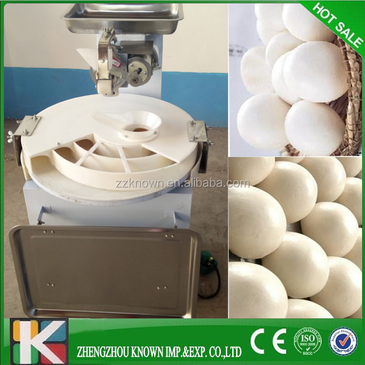 Best Price Bread Dough Divider Rounder/Continuous Dough Divider and Rounder/Pizza dough rounder cutter machine