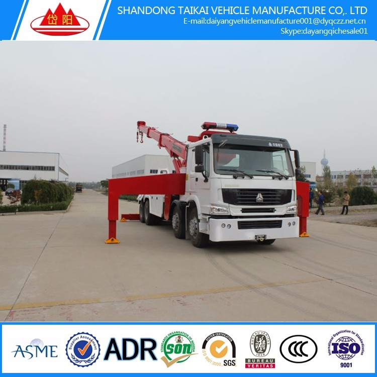 Biggest manufacturer hot sale howo recovery <strong>trucks</strong> High quality cheap tow <strong>truck</strong> for sale