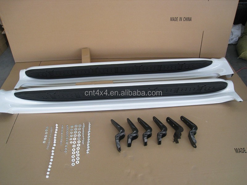 supply auto accessory running boards for FJ LAND CRUISER 200