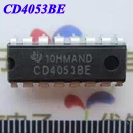Hot sale    CD4053BE CD4053 DIP-16 IC