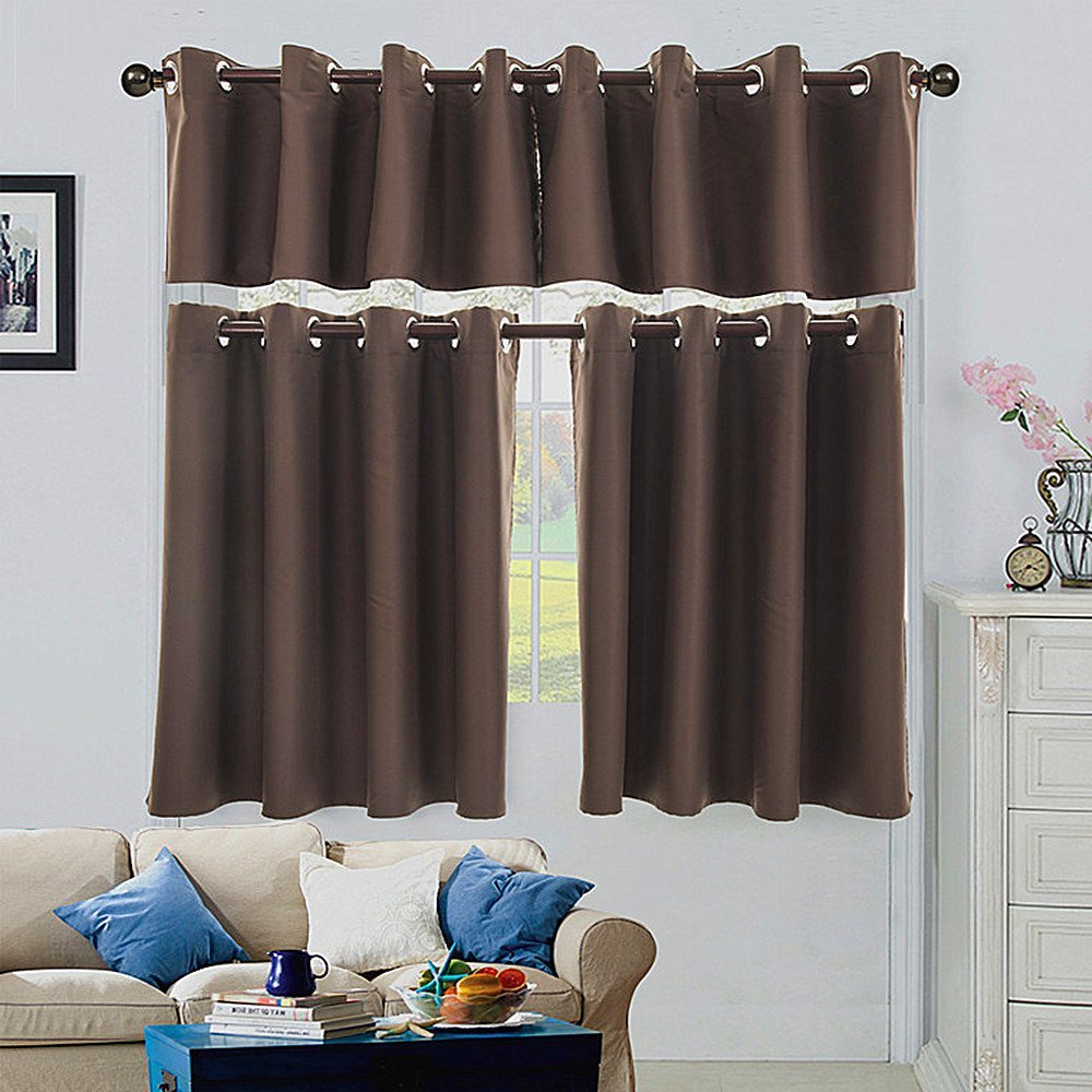 Cream, 66 Wide x 72 Drop Intimates Fully Lined Faux Silk Window Treatment Curtain Pair Eyelet//Ringtop