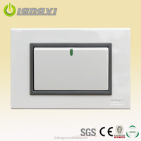 China Supplier Wall Light South American Wall Socket And Switches,Electric Switch,Switch