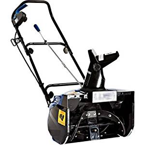 """Snow Joe Ultra SJ621 18"""" 13.5-Amp Electric Snow Blower with Light, Your Smart Solution This Winter."""