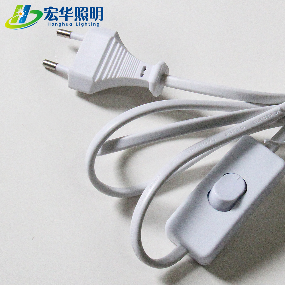 USB Electric Lamp Cord And Bulb Replacement Cord Salt Lamp Cord USB Cable.