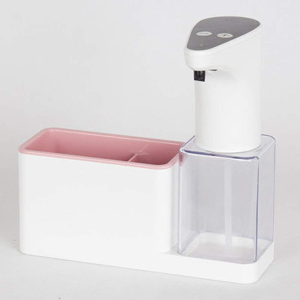 PsgWXL Countertop Soap Dispensers Automatic Induction Washing Machine Racks Home Kitchen Hygiene Soap Dispenser Soap Disinfecting Hand Sanitizer Bottle