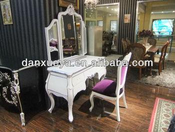 Royal Furniture Bedroom Sets Wood Dressing Table Kj-01# - Buy ...