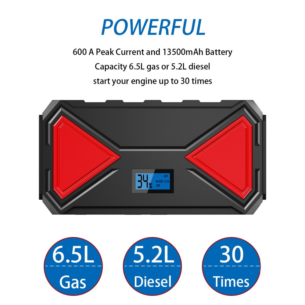 Portable Battery Jump Starter Start Car Diagram Suppliers And Manufacturers At
