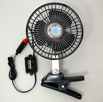 12v Car Heater Fan For Interior With Clip