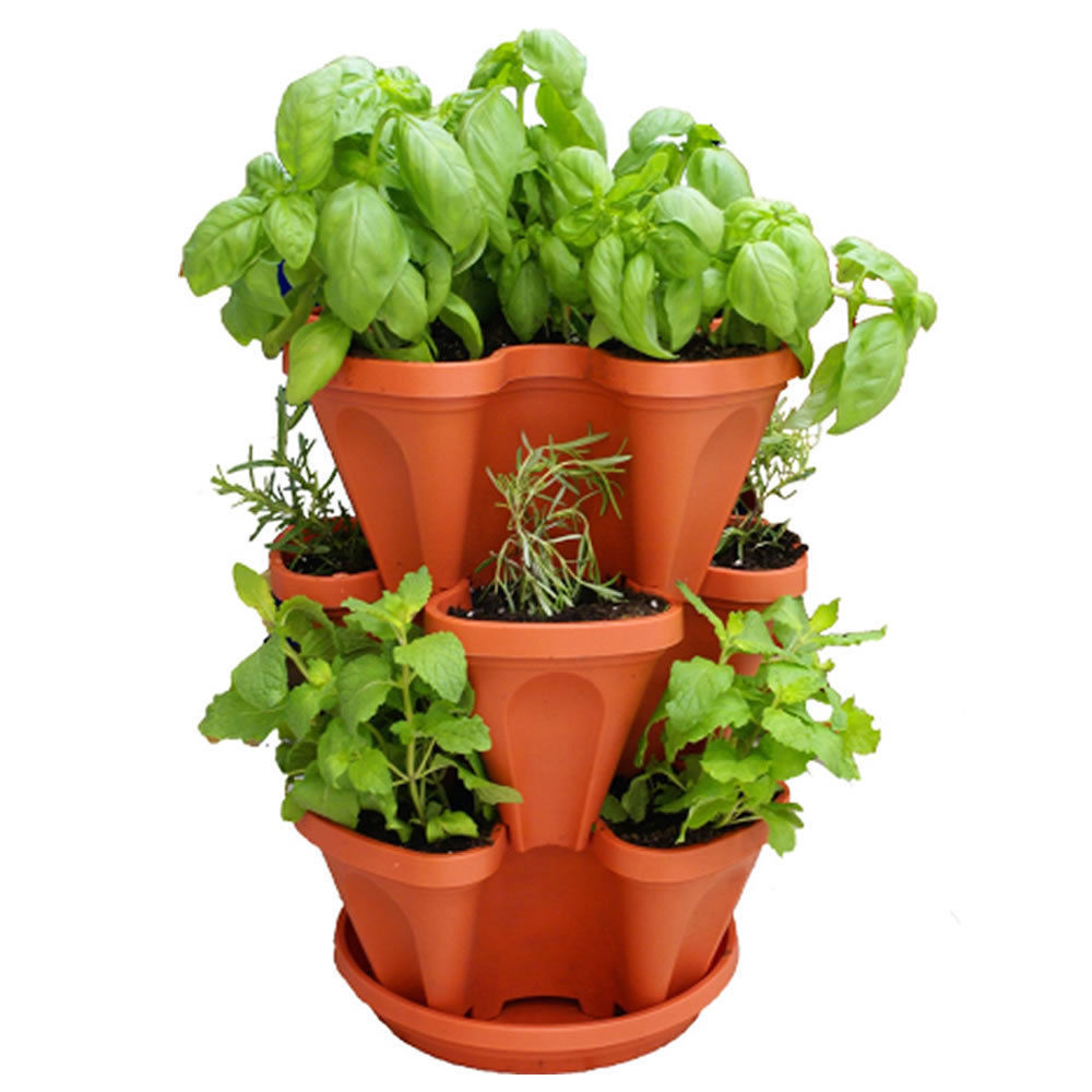Cheap Stacking Planter Pots Find Stacking Planter Pots Deals On