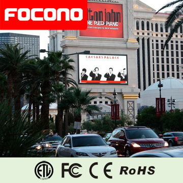 FOCONO Manufacturer video wall outdoor led screen price in india