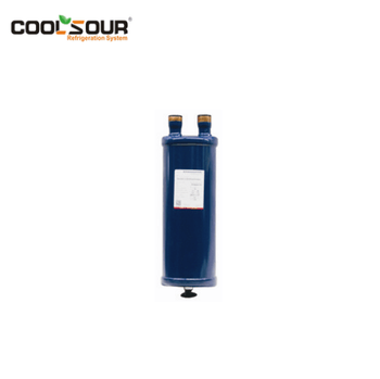 RESOUR Suction Line Accumulators, Gas Liquid Separator