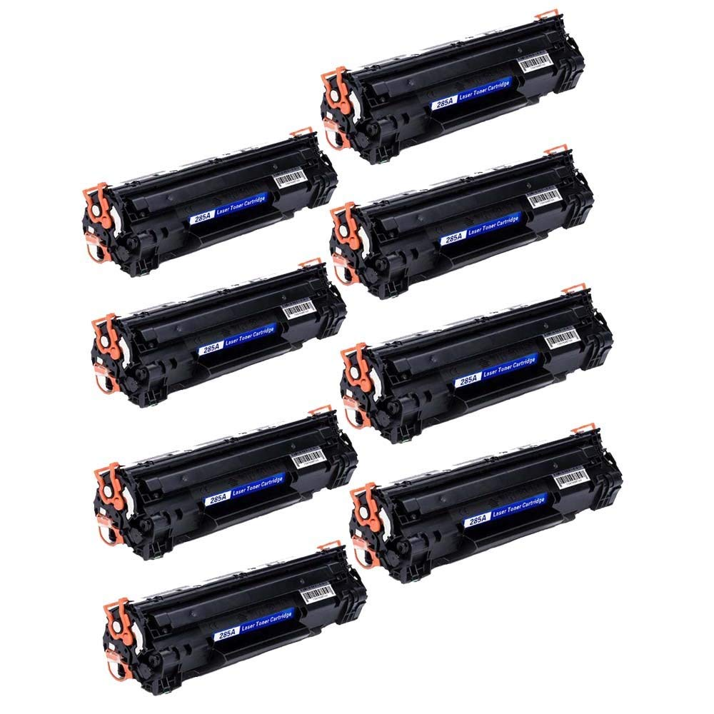 P1100 Series P1100 Series P1109w // LaserJet M1132 M1212nf MFP 2 PACK Save on Many Compatible HP 85A CE285A HP85A Black BK 285A 85 CE285 New Laser Toner Cartridge For HP LaserJet Pro M1210 MFP P1102W each 1,600 Page M1217nfw MFP M1214nfh MFP P1102