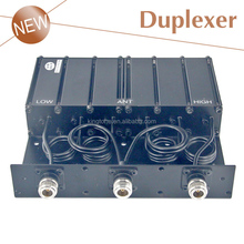 50 W Duplexer रेडियो पुनरावर्तक 136-174 MHz 400-470 MHz पुनरावर्तक <span class=keywords><strong>UHF</strong></span> VHF Duplexer