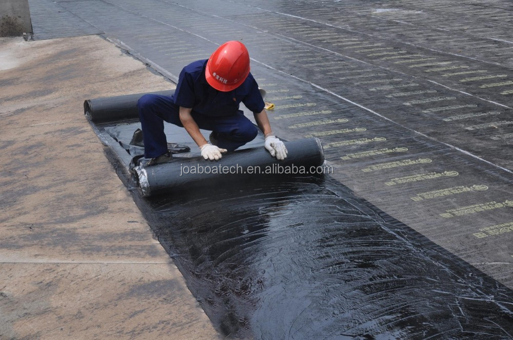 cold construction roofing materials waterstop bitumen membrane roofing sheet torches