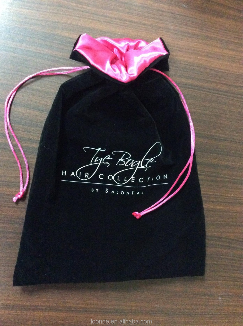 4 Quot X 16 Quot Superior Quality Satin Hair Packaging Bags For