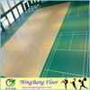 2018 Competitive indoor basketball court mats pvc sports flooring colorful indoor basketball court surface