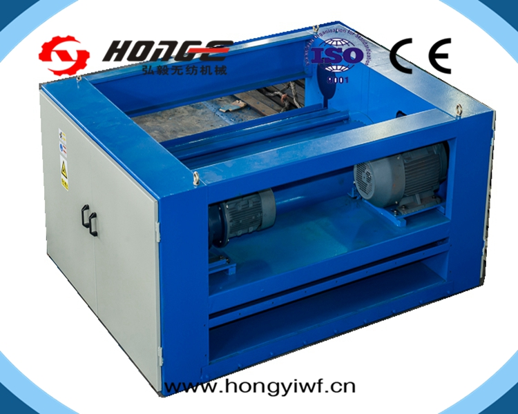 HongYi-ISO9001new model katoen opener machine voor koop direct