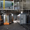 Newly Aluminum Profile Powder Coating Line with CE