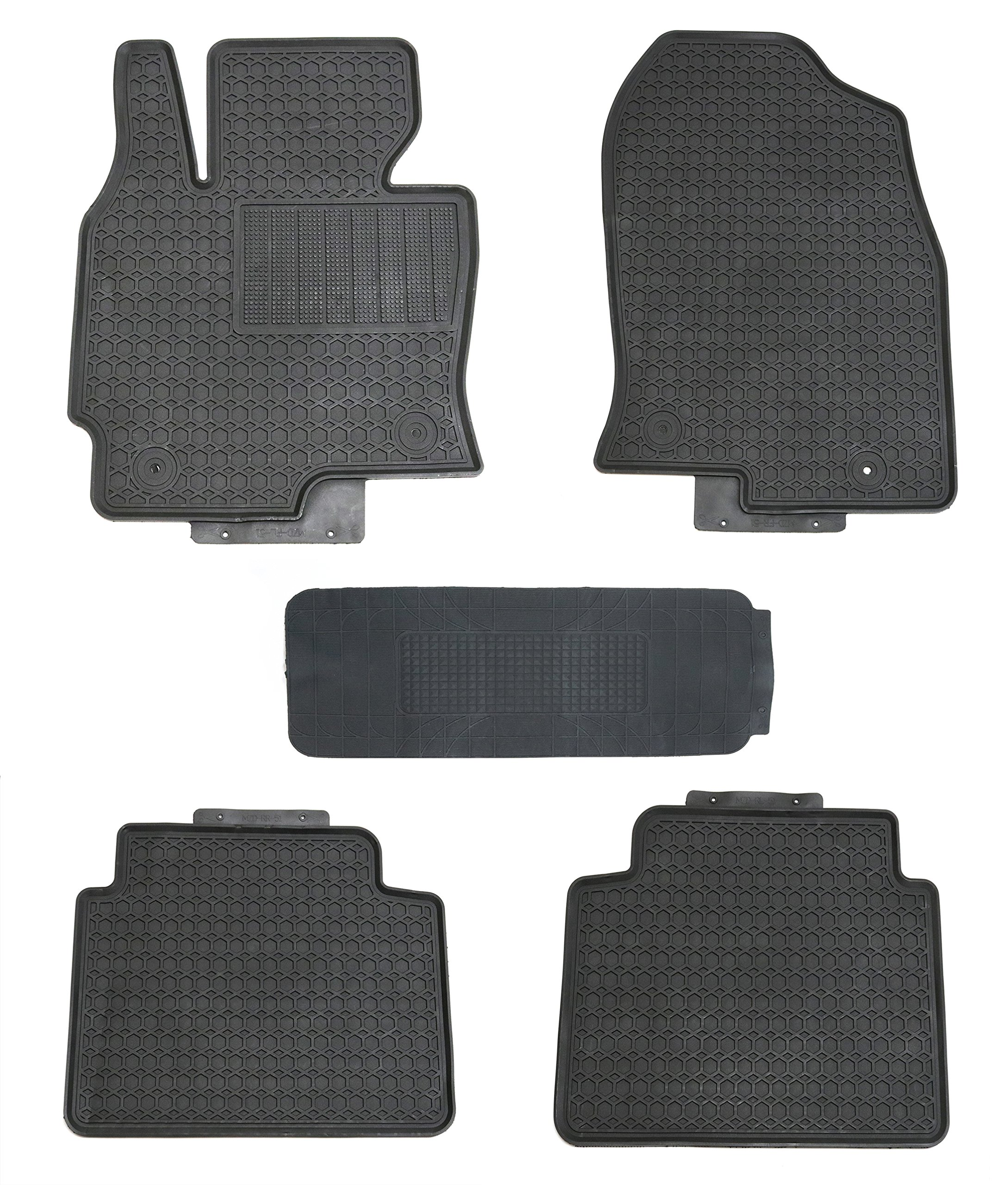 Get Quotations · All Weather Floor Mats for Mazda CX-5 2013-2016.5