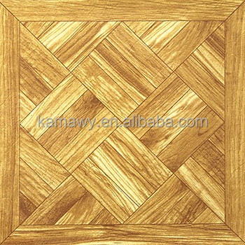 Wood Grain Marble Kitchen Use Vinyl Flooring For Egypt