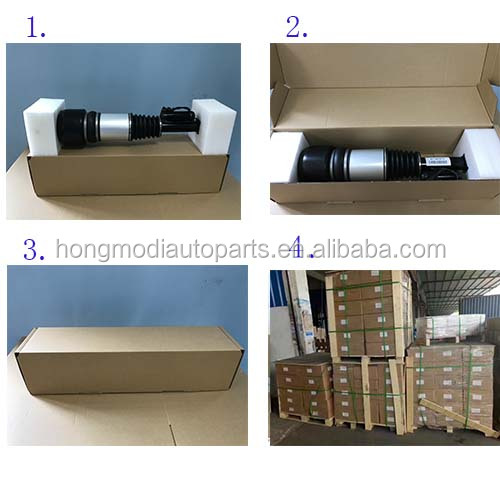 Air Suspension Shock For BMWS 7series F02 shock absorber OE 37126794139 37126794140