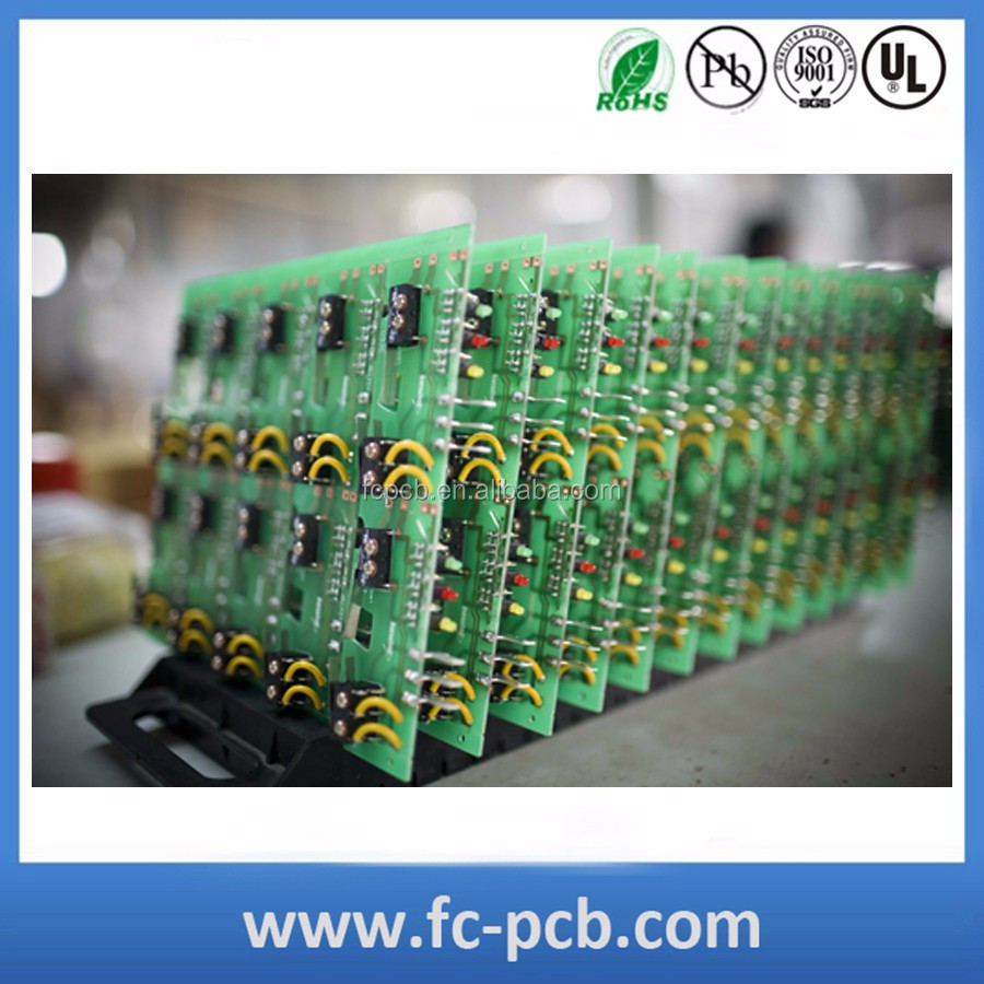 Charge Controller Pcb Circuit Board Air Conditioning Pcbsolar Boardcircuit Suppliers And Manufacturers At