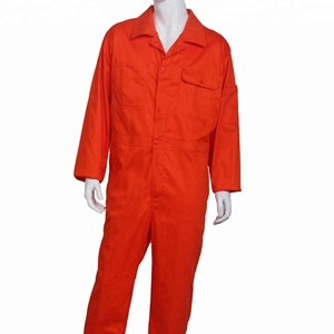 Protective Work Aramid fr Safety Coverall Clothing Uniform Workwear