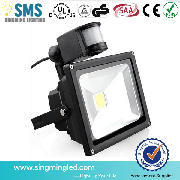 China low energy outdoor light wholesale alibaba new outdoor 50w low energy led pir sensor security flood light aloadofball Images