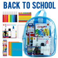 New back to school stationary set for kids