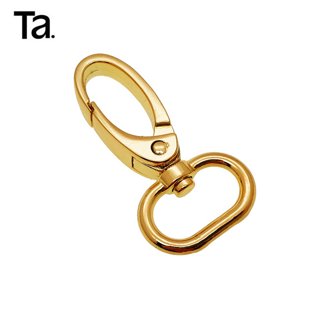 TANAI high quality metal lanyards hardware metal snap <strong>hooks</strong>