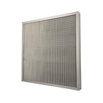 Attrayant Ventilation Systems Metal Mesh Restaurant Kitchen Air Filter