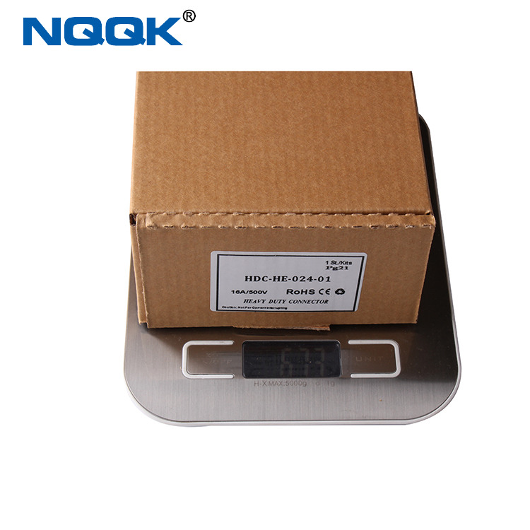7 Inserts rectangle heavy duty industrial connector.JPG
