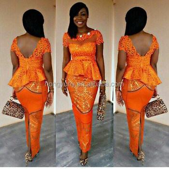 Pièces Top Deux Pour Ensemble Femmes Sexy Africain Back Ch086 V Jupe wnm80NyvO