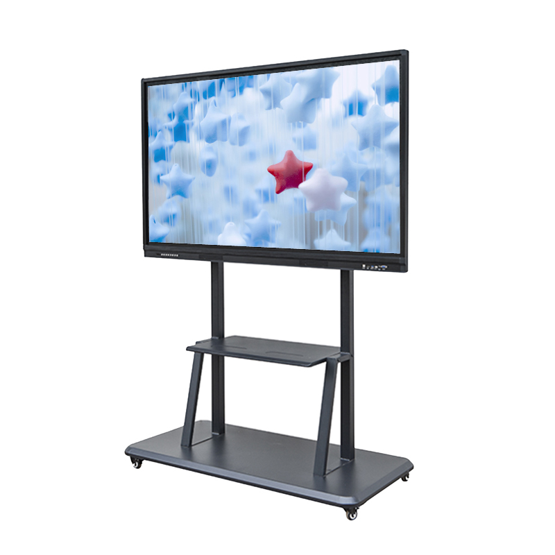 "55 ""10 Point Capaciteit Gratis Wit Software Classroom 55 Touch Panel Led Whiteboard Een Screen Smart Board"