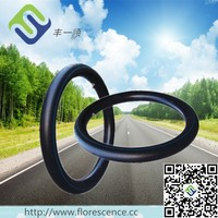 China high quality Natural/Butyl Rubber Motorcycle Inner Tubes 325-17 325/17
