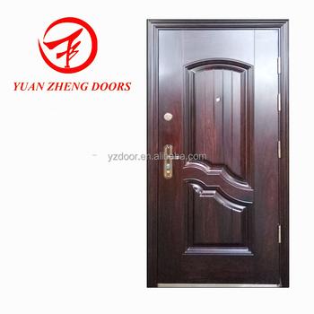 Door With Stainless Steel Doorsill