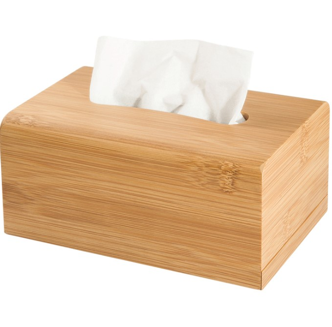 Rectangular Paper Boxes, Office Kitchen Bath Living Fits All Tissue Box Cover for eco friendly, Customized