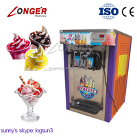 Commercial Ice Cream Maker|Ice Cream Producing Machine|Electric Maker Machine for Ice Cream