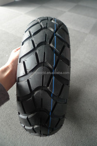 6 PR TL 120/70-12 Dual Sport Scooter Tubeless Tire for Sale