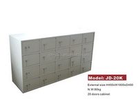 High quality stylish cheap steel used gun safe for sale
