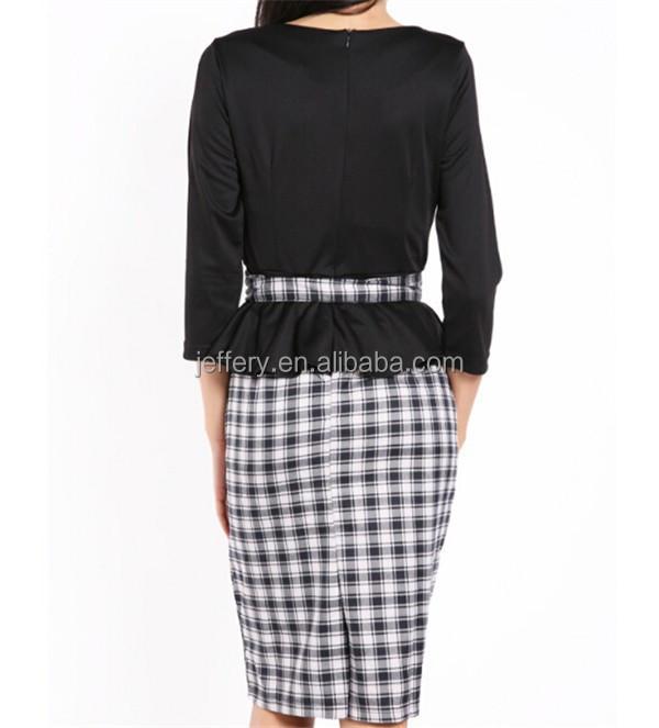 Женская деловое платье