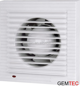 Axial Flow Window Installation Bathroom Electric Extractor ...