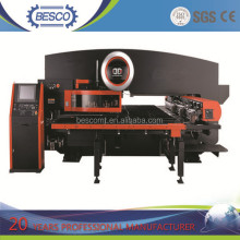 machine metal perforating CNC Punching Machine / Sheet Metal Forming