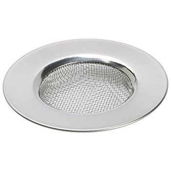 Stainless Steel Strainer Stopper Waste Plug 7 7 Cm Set Of 2