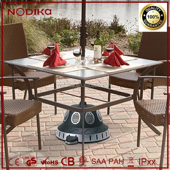 Exceptionnel PTC Under Table Electric Heater Infrared Heater Outside Temperature By 10  To15 Degrees