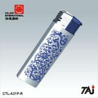 TAJ Brand ultra-thin lighters cricket wholesale butane lighter refill valve