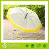 All Kinds of Fruits Printing POE Material Automatic Kids Stick Umbrella