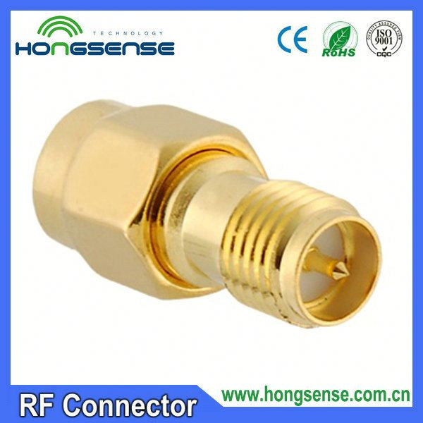 RF Connector SMA connector sma st fiber optic adapter