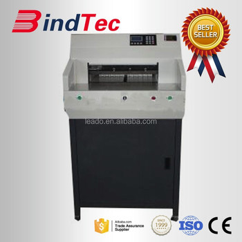 BD-4808HD Paper Pattern Cutting Machine